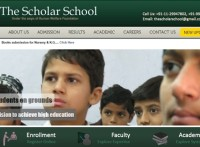 Importance of Website for School